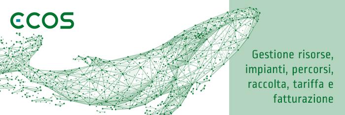 ecos software gestionale rifiuti risorse impianti